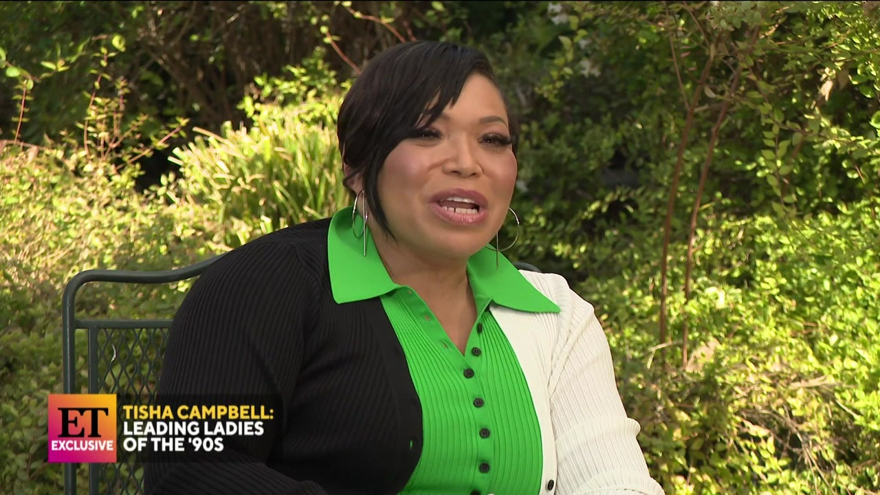 Leading Ladies of the '90s | Tisha Campbell on 'Martin's Cultural Impact Pt. II