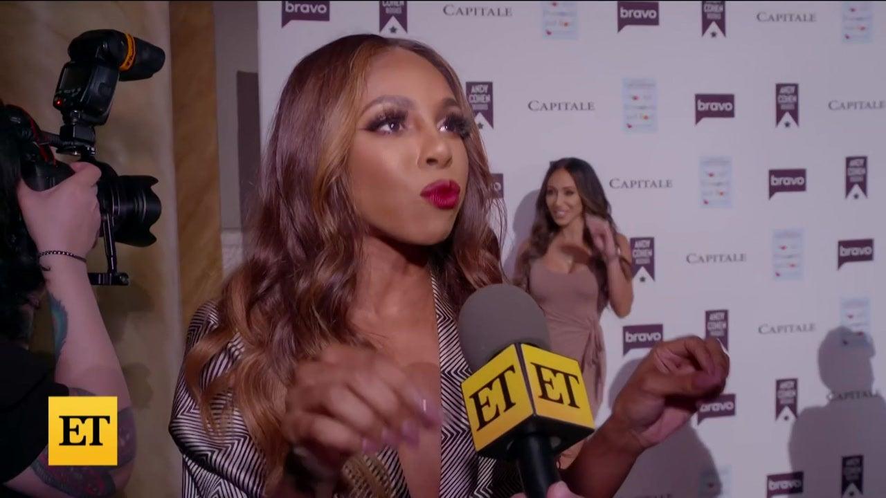 'RHOP': Candiace Dillard Says Nicki Minaj 'Went In on Everybody' at Reunion