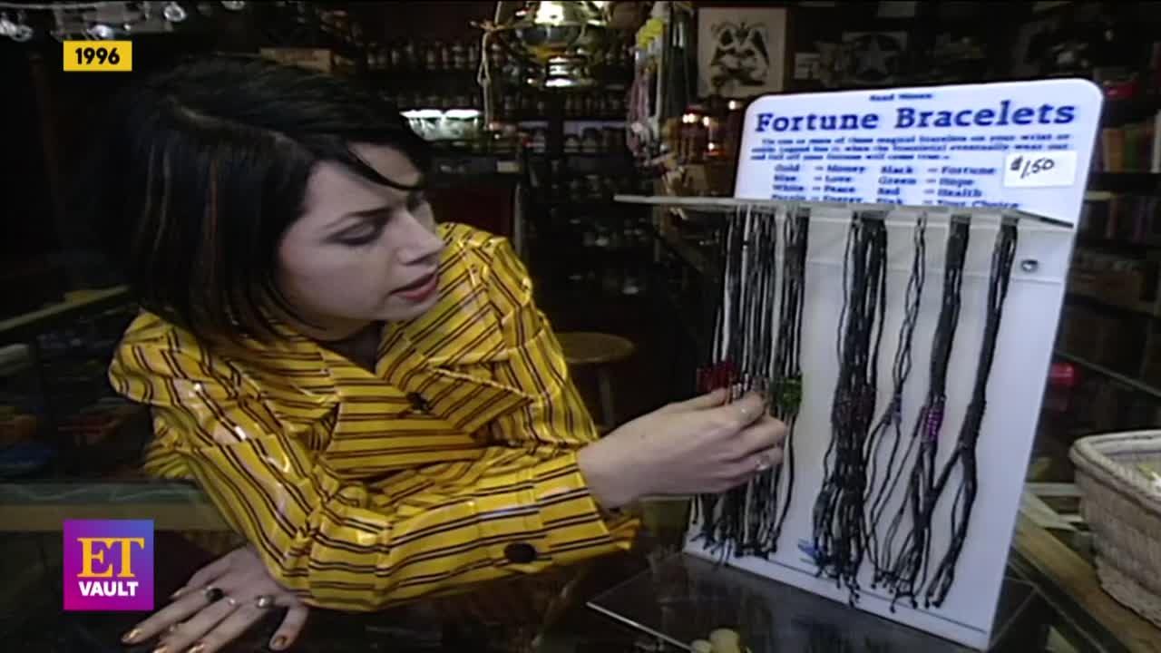 'The Craft's Fairuza Balk Talks Playing Iconic Villain (Flashback)