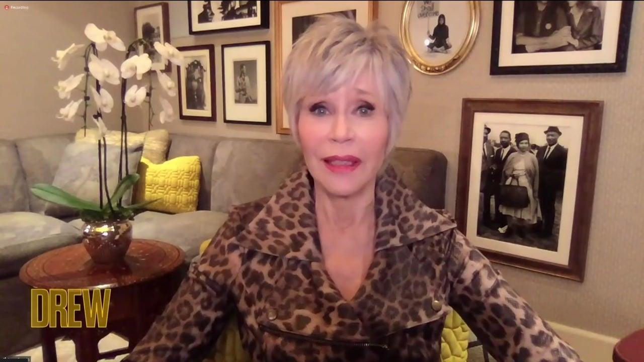 Drew's News & Best Interviews: Jane Fonda