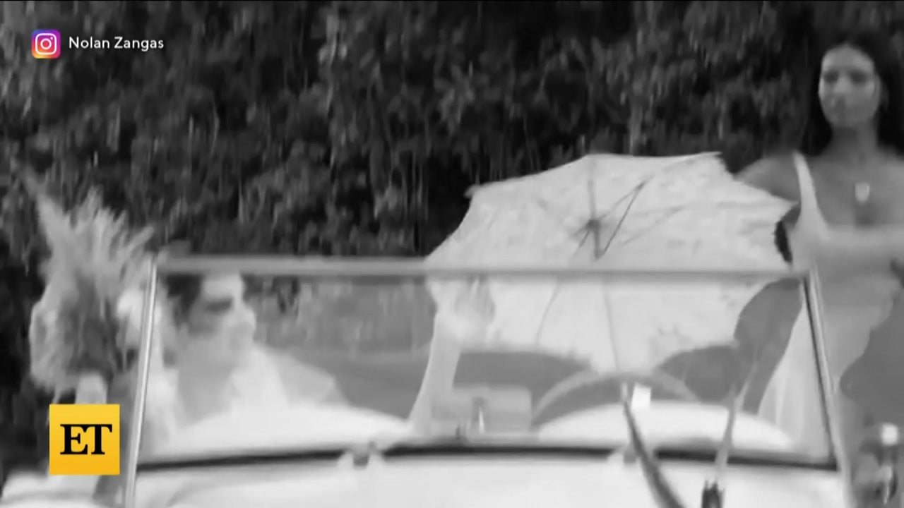 Vin Diesel Walks Paul Walker's Daughter Down the Aisle at Her Wedding