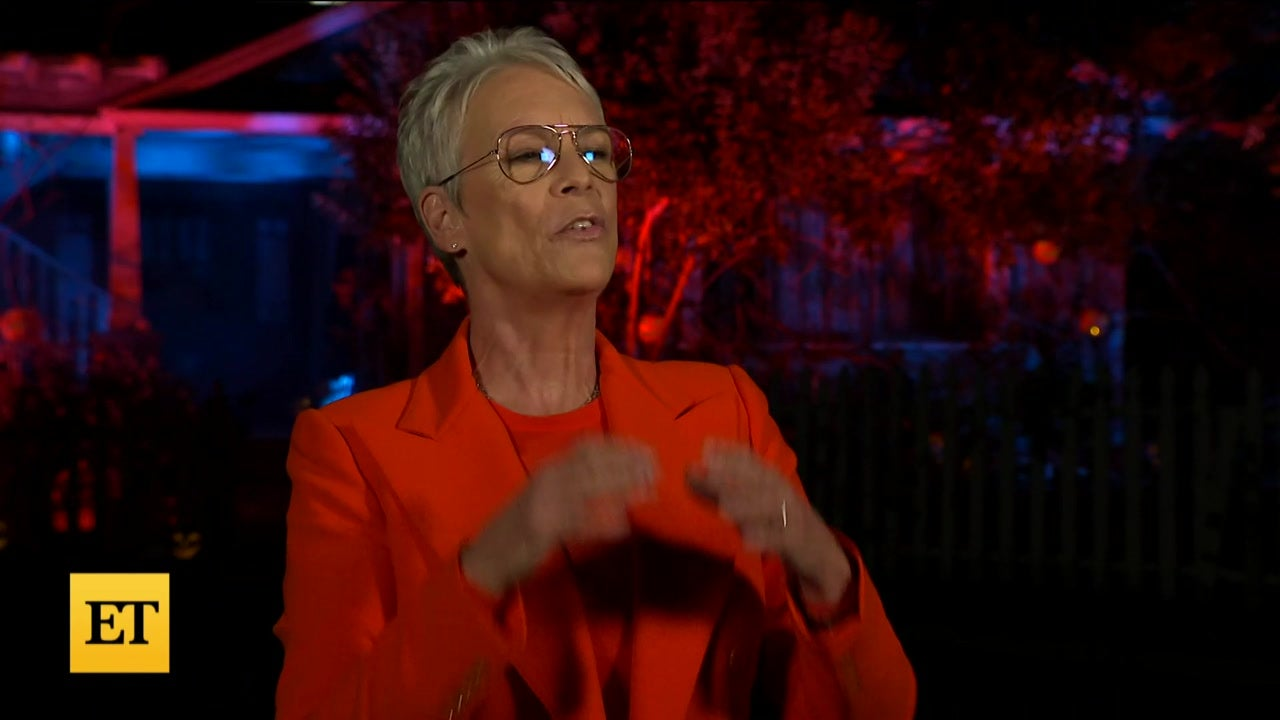 'Halloween Kills': Jamie Lee Curtis on 'Brutal' Sequel and Showing Laurie's Softer Side