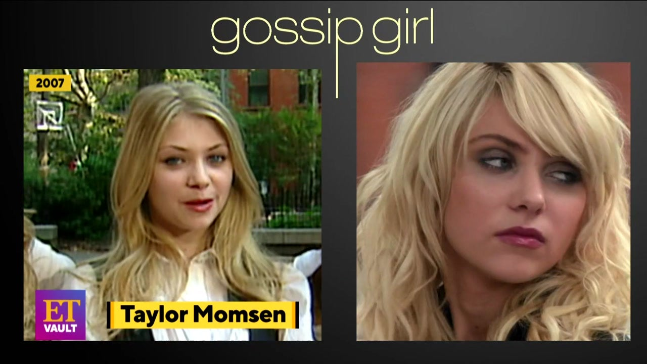 'Gossip Girl': ET's First Interviews With Blake Lively, Penn Badgley and More in 2007!