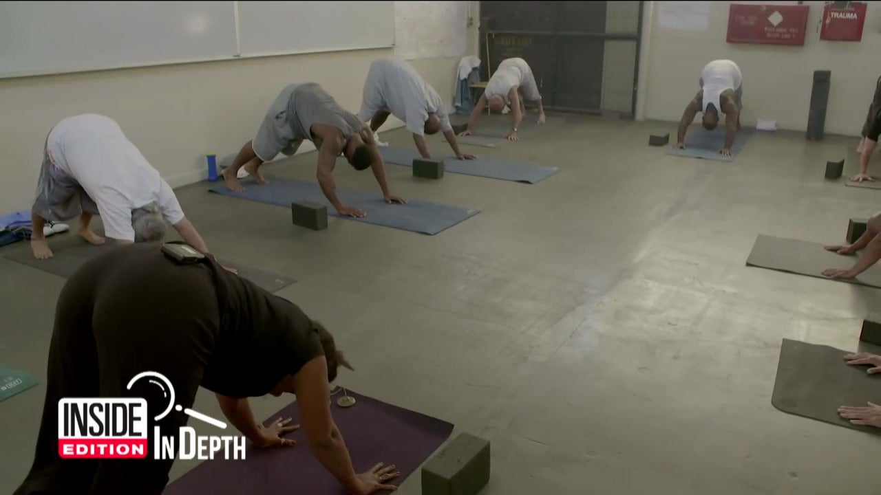Inside Edition: In Depth - Why This Woman Goes to Prison to Teach Yoga