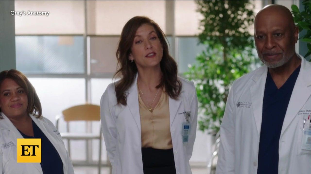 Why Kate Walsh's Grey's Anatomy Return Felt EMOTIONAL (Exclusive)