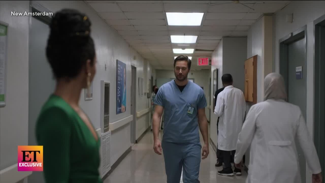 'New Amsterdam' Trailer Teases Max & Helen Romance in Season 4