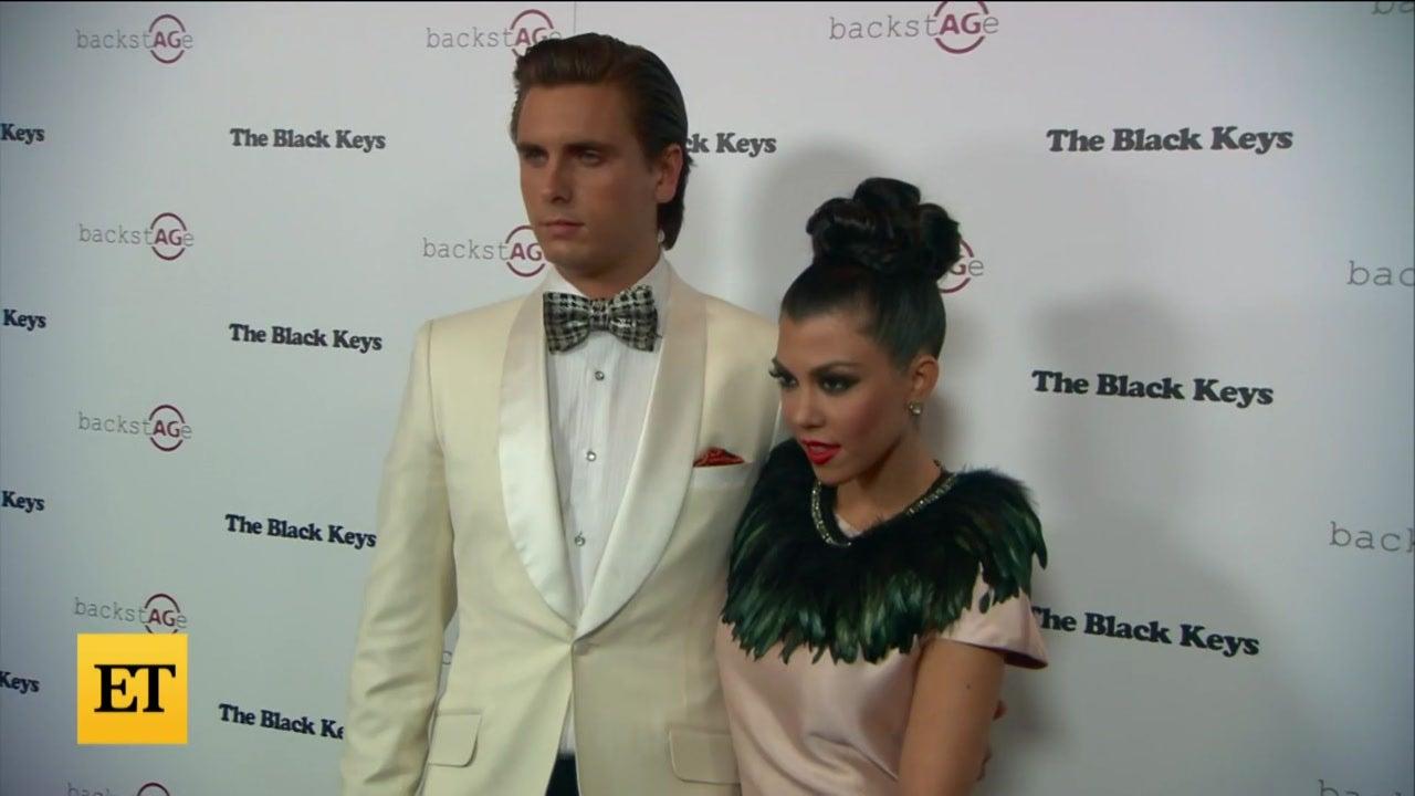 How Scott Disick Feels About Kourtney Kardashian's Engagement to Travis Barker (Source)