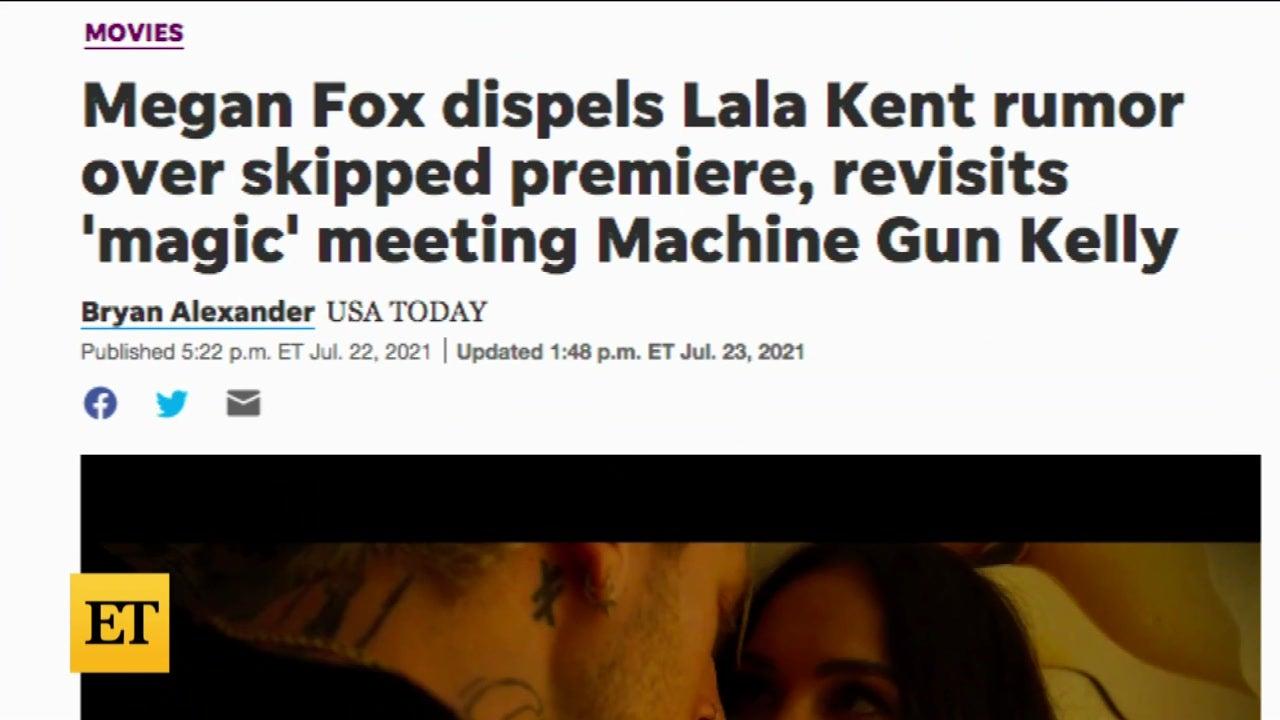 Lala Kent Denies Shading Megan Fox, Explains Dramatic Instagram