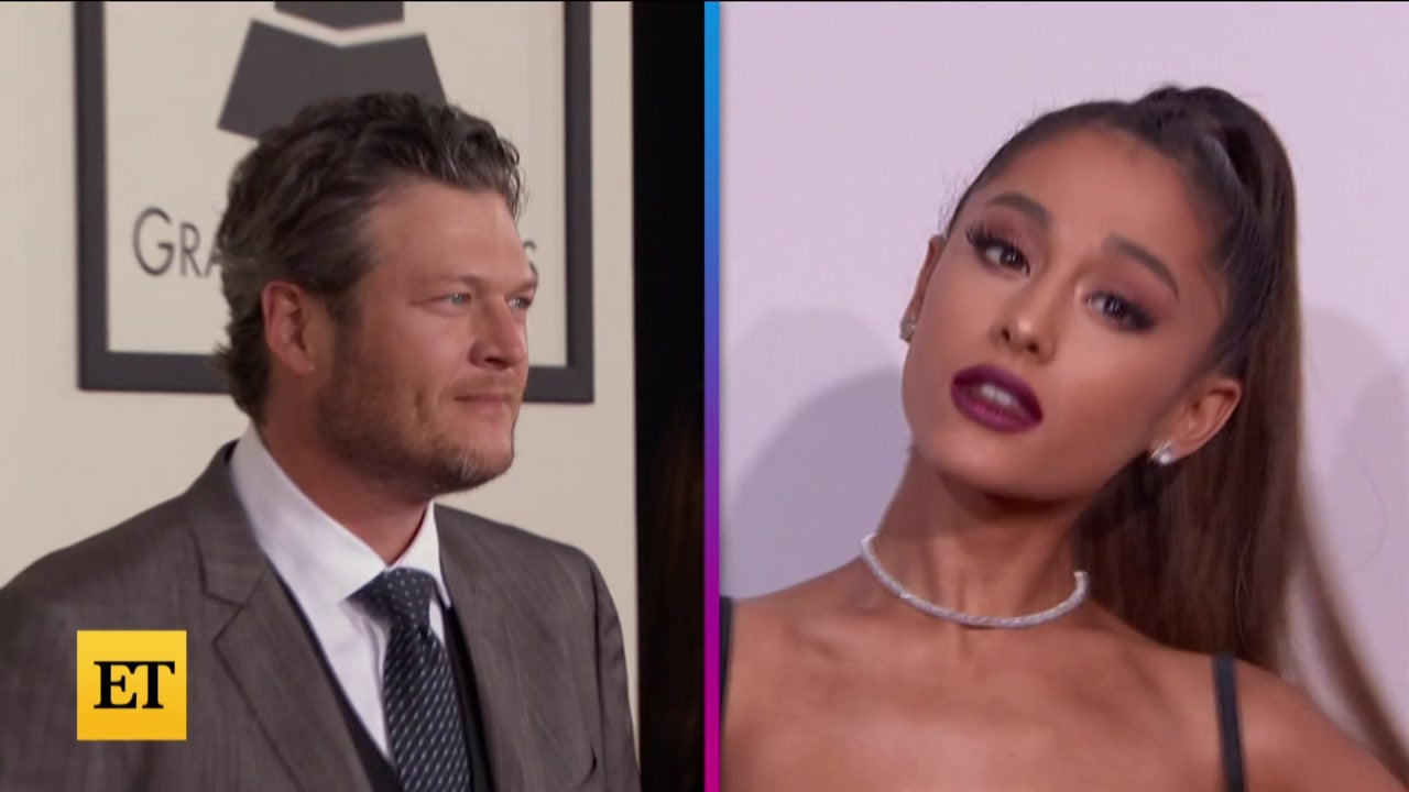 Ariana Grande REPLACING Blake Shelton on The Voice?!