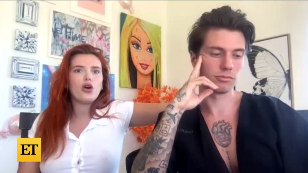 Bella Thorne and Benjamin Mascolo's Marriage Proposal Was Inspired by Their New Film