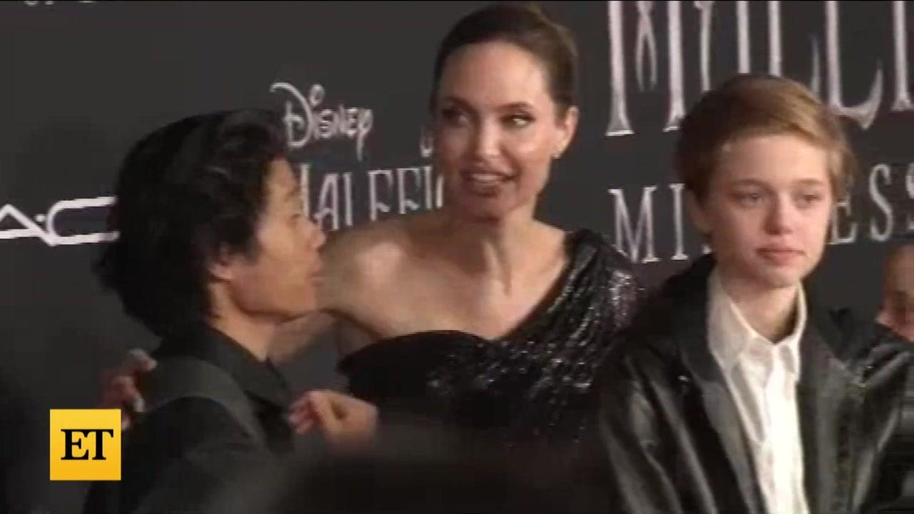 'Eternals' Stars Angelina Jolie and Salma Hayek on 'Soul Sister' Bond