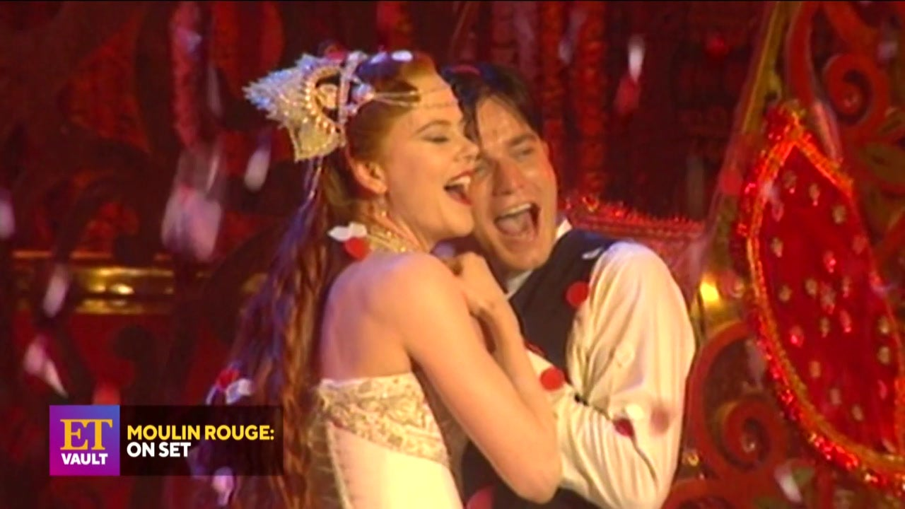 'Moulin Rouge': Nicole Kidman Talks On-Set Injury (Flashback)