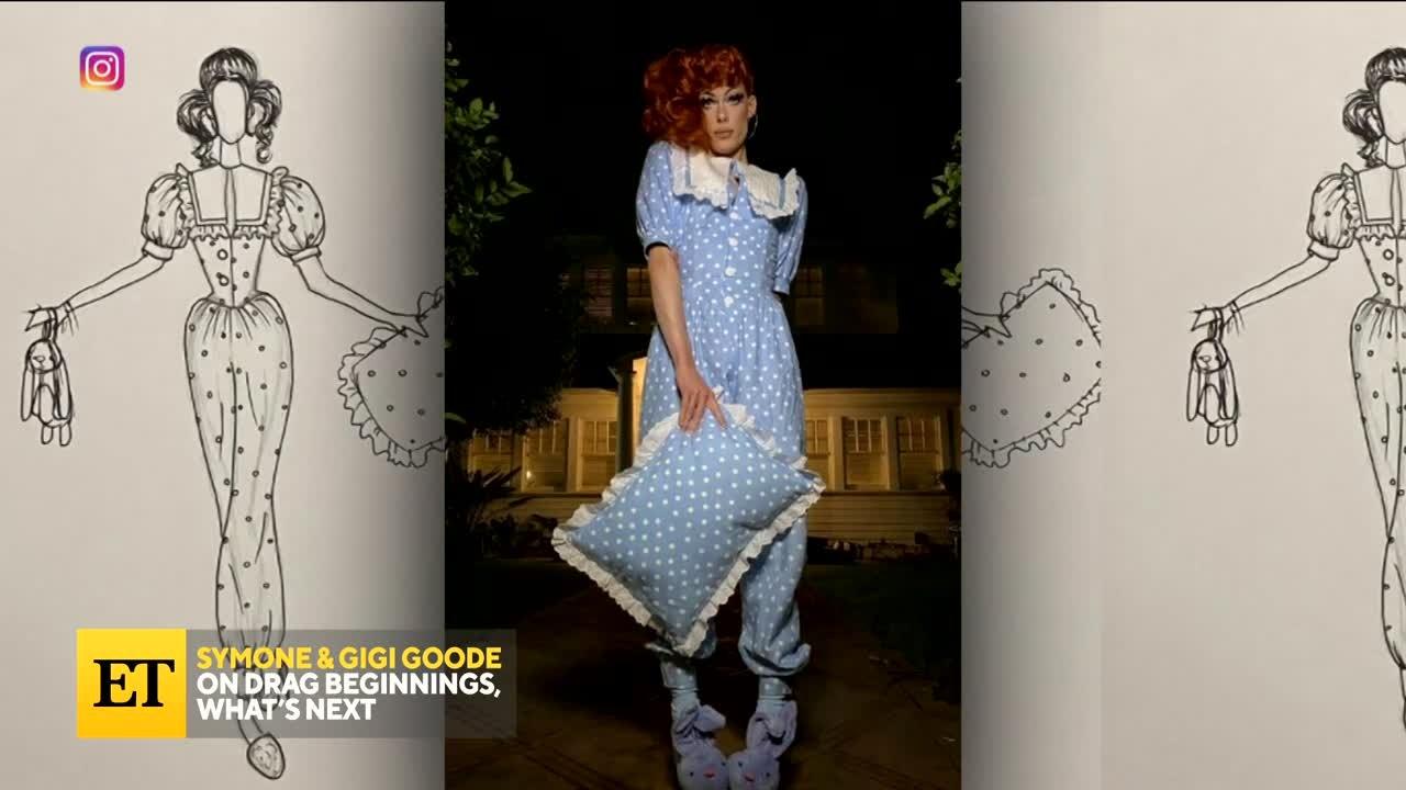 Symone & Gigi Goode on Drag Start, What's Next (Exclusive)