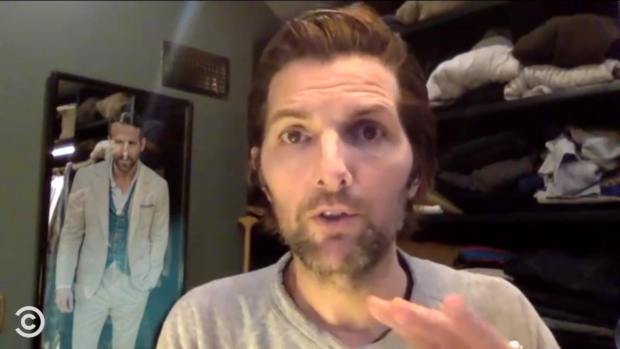 Stir Crazy: Adam Scott Wants to Quarantine with Ron Swanson