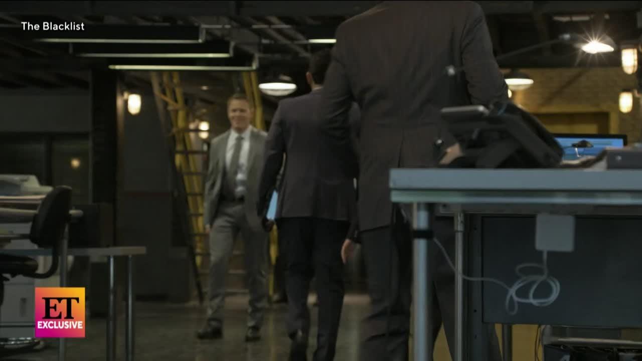 'The Blacklist': James Spader & Co-Stars Goof Off in Season 8 Bloopers