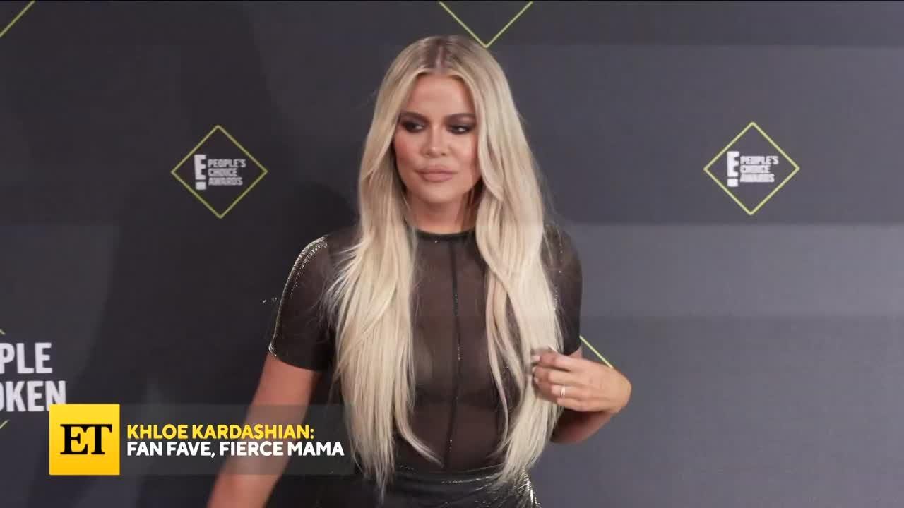 ET & The Kardashians: Khloe & Kourtney on Motherhood
