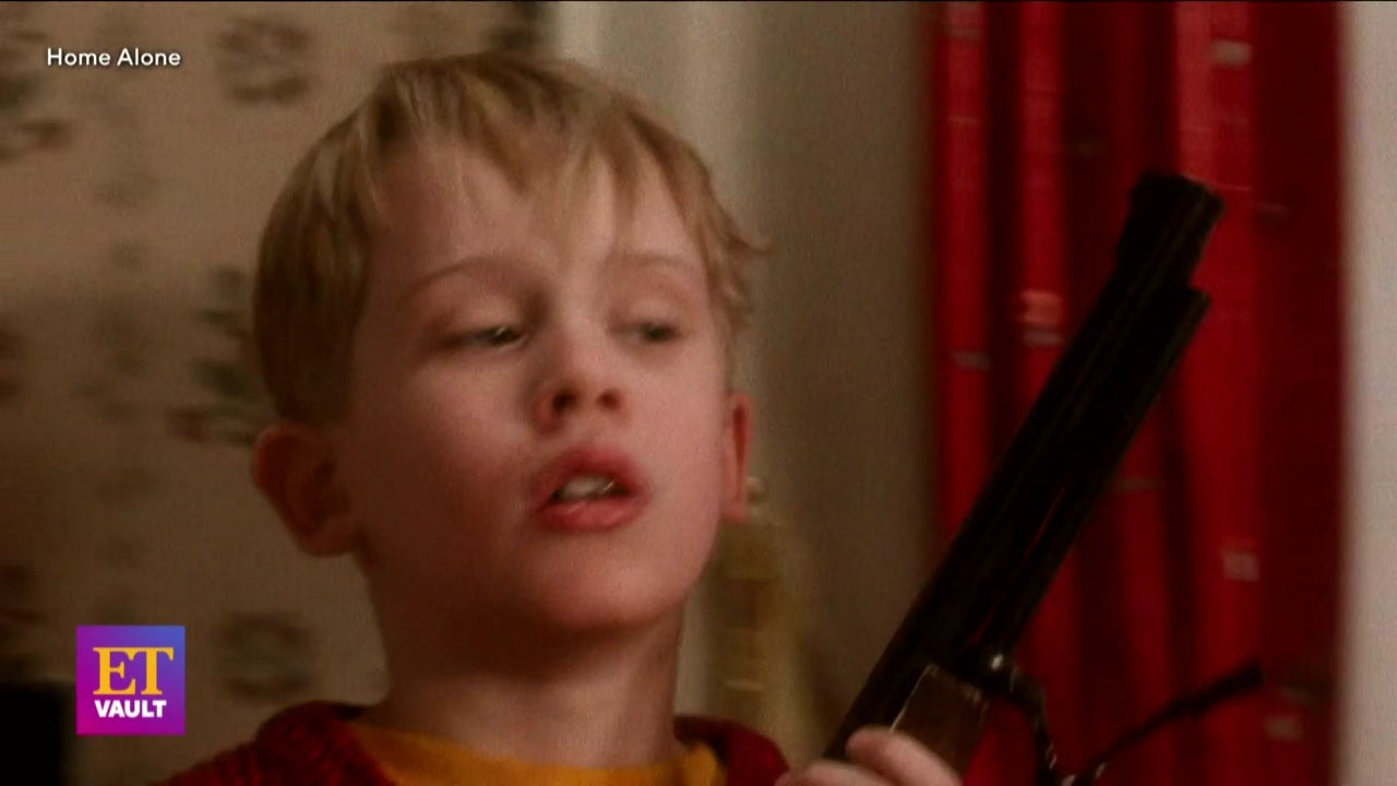 'Home Alone': On Set With Wet Bandits! (Flashback)