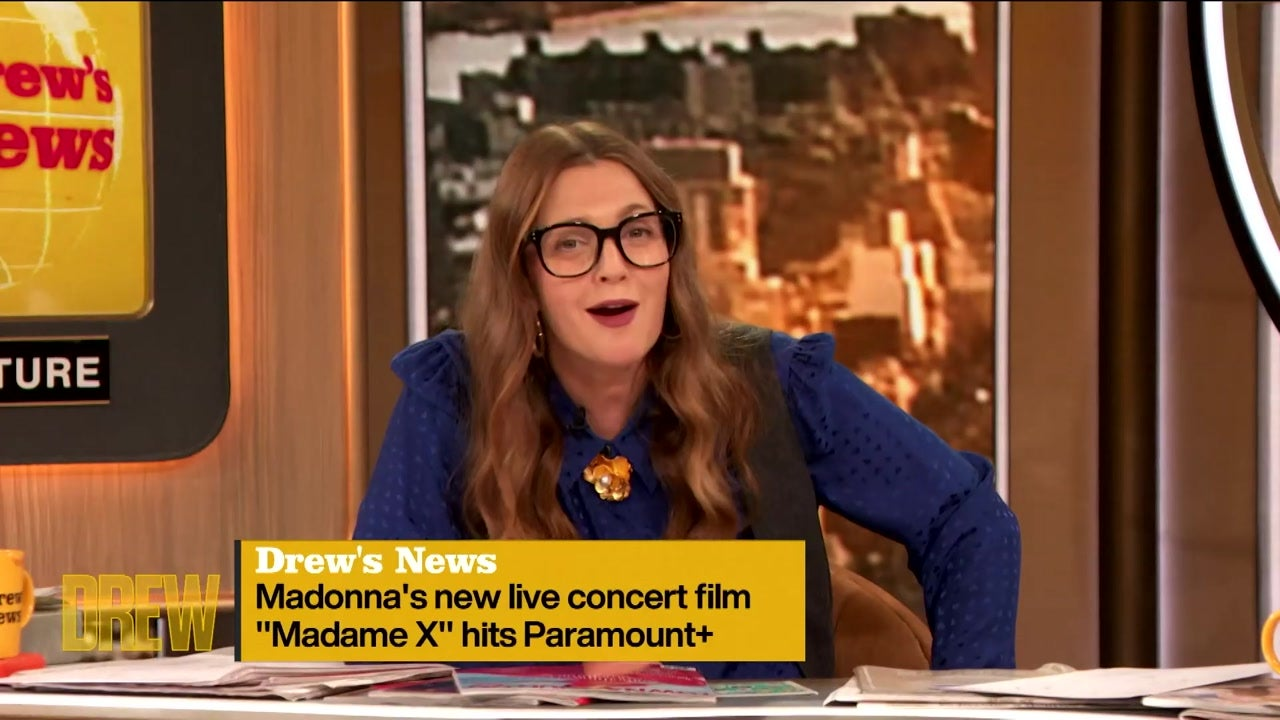 Drew's News: Madonna's 'Madame X' on Paramount+