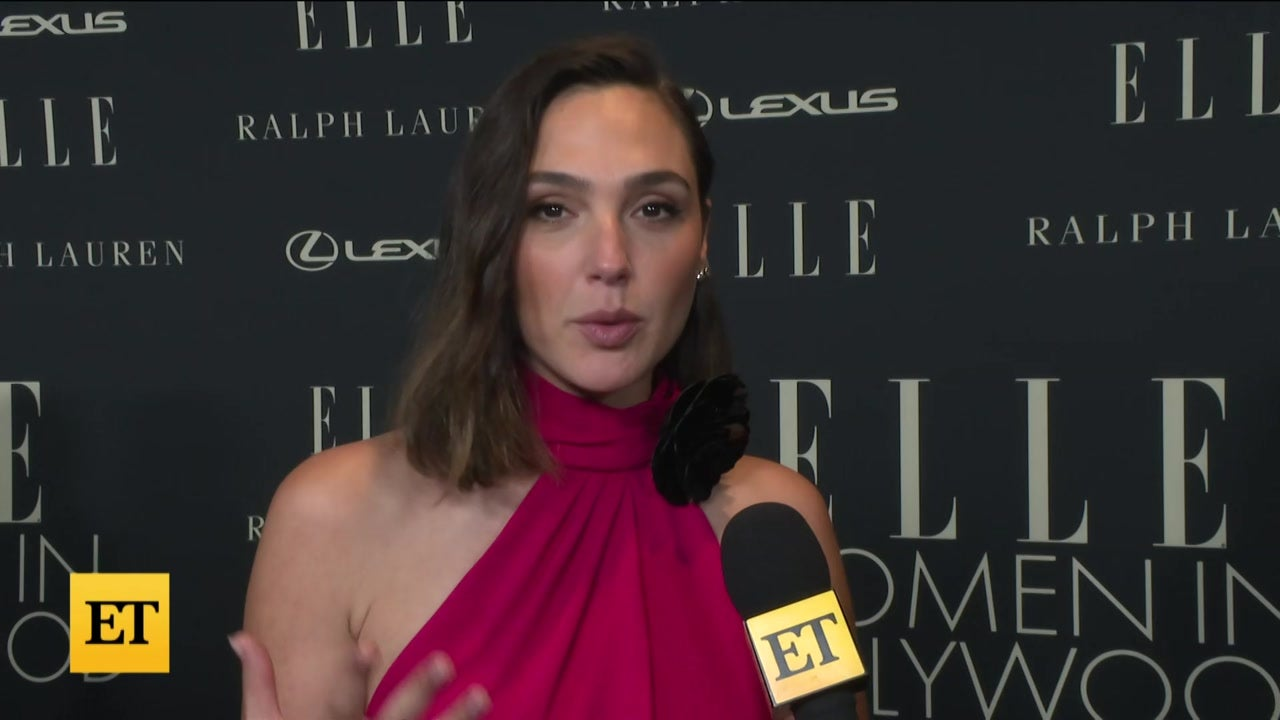 Gal Gadot Dishes on 'Wonder Woman 3' (Exclusive)