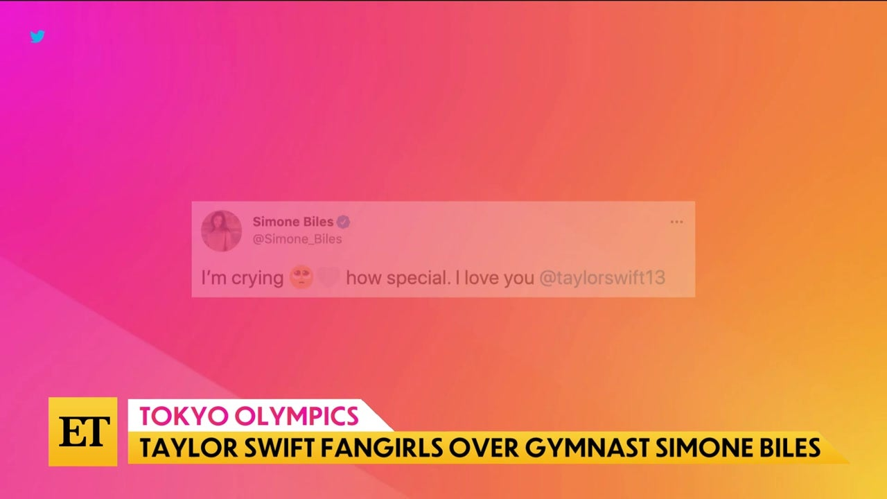 The Download: Taylor Swift Brings Simone Biles to Tears with Emotional Message