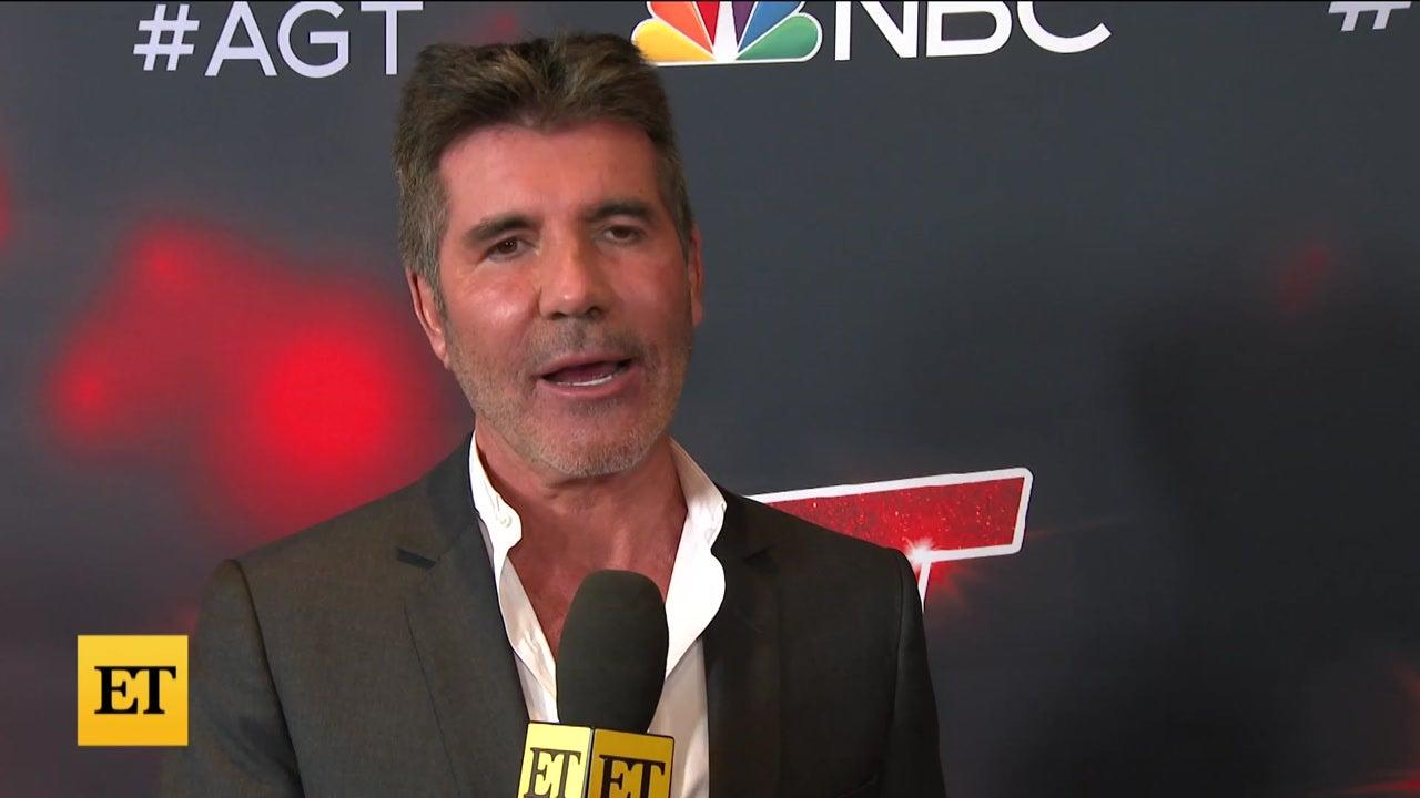 Simon Cowell Shares Nightbirde Update Ahead of 'AGT' Finale