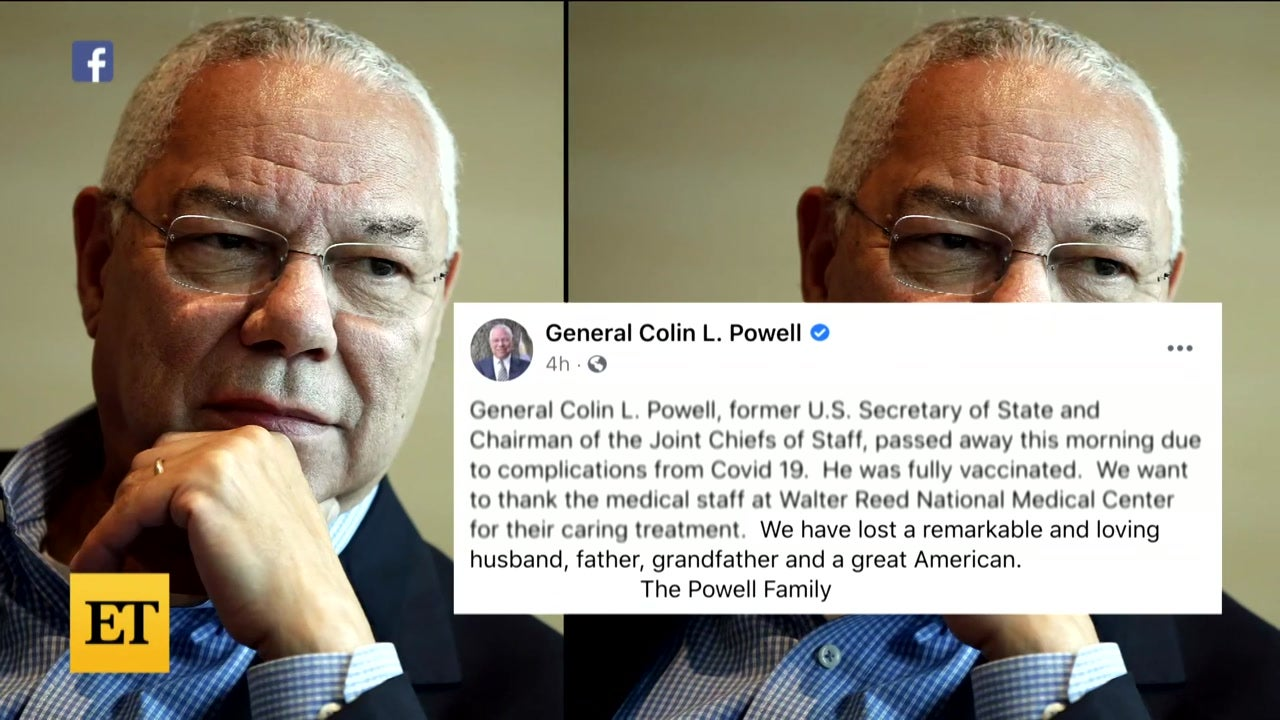 Colin Powell, Former Secretary of State, Dies at 84