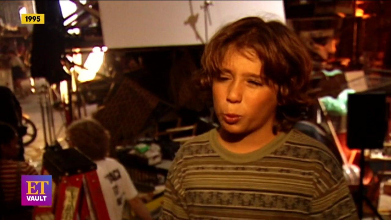 Kazaam: On Set With SHAQ for Raining Junk Food Scene (Flashback)