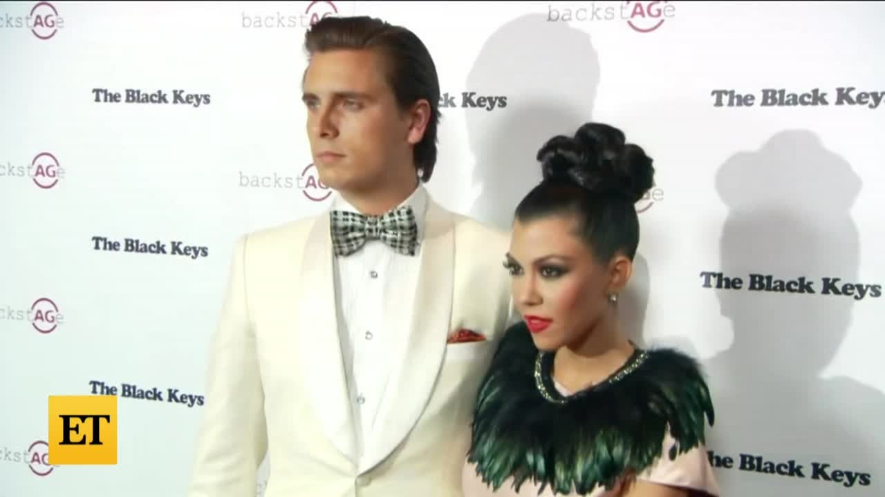 Scott Disick Has 'Ill Will' Towards Kourtney Kardashian (Source)