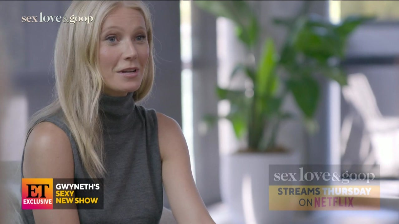 Gwyneth Paltrow Dishes on What to Expect in 'Sex, Love and Goop'