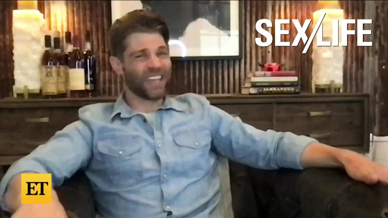 Mike Vogel on How He Prepped for Steamy 'Sex/Life' Scenes