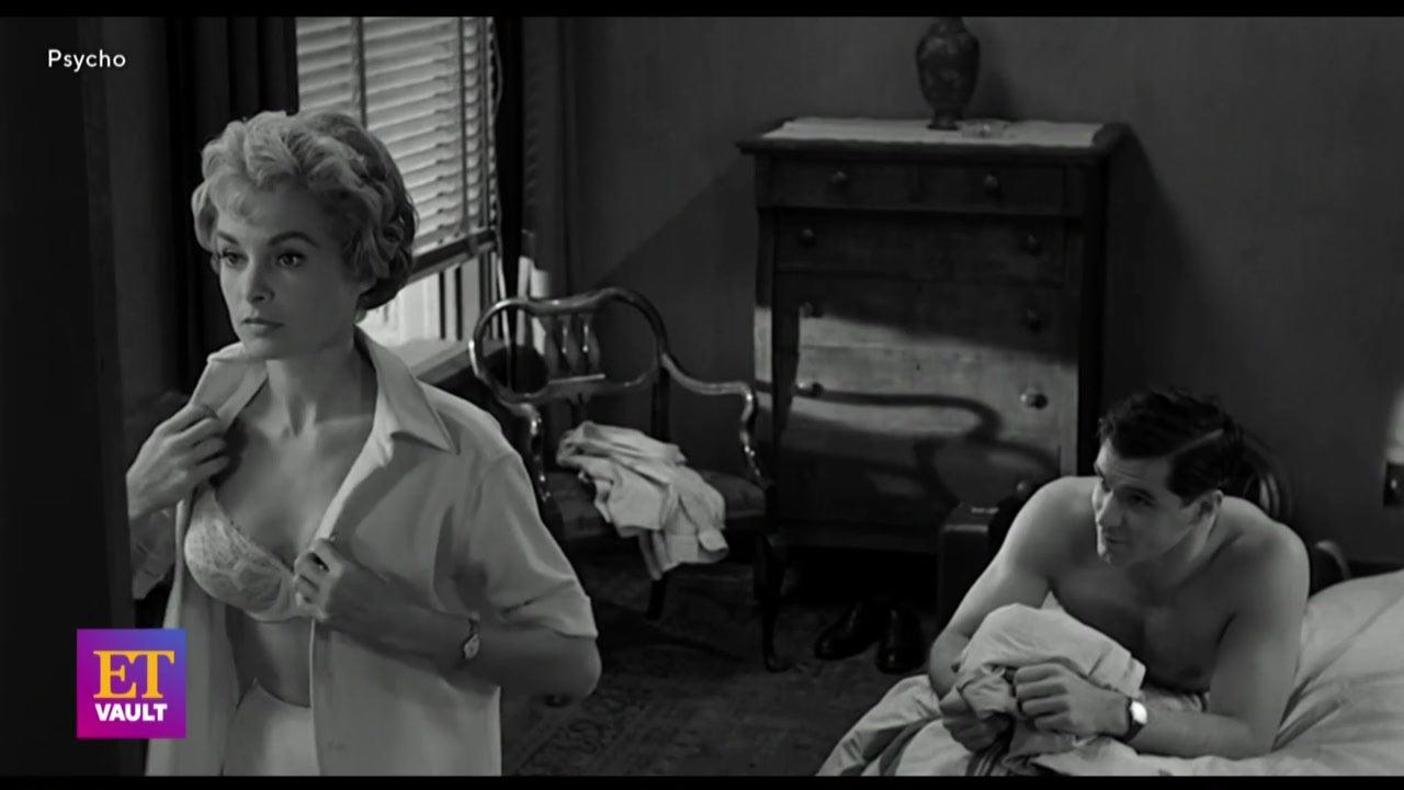 Janet Leigh on 'Psycho's Iconic Scene (Flashback)