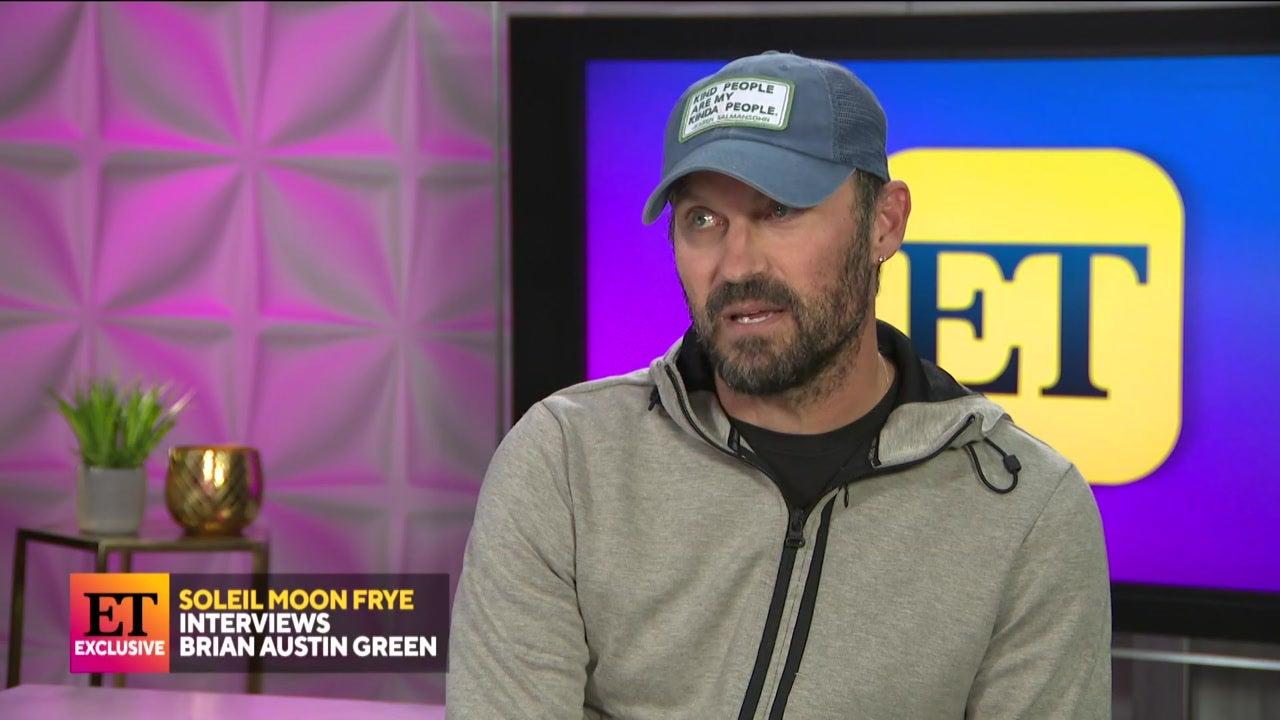 Soleil Moon Frye Interviews Brian Austin Green & Balthazar Getty - Pt. II