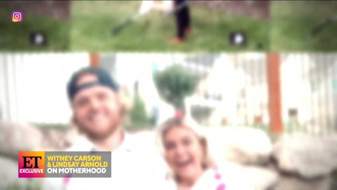 Witney Carson and Lindsay Arnold Talk Motherhood - Part II