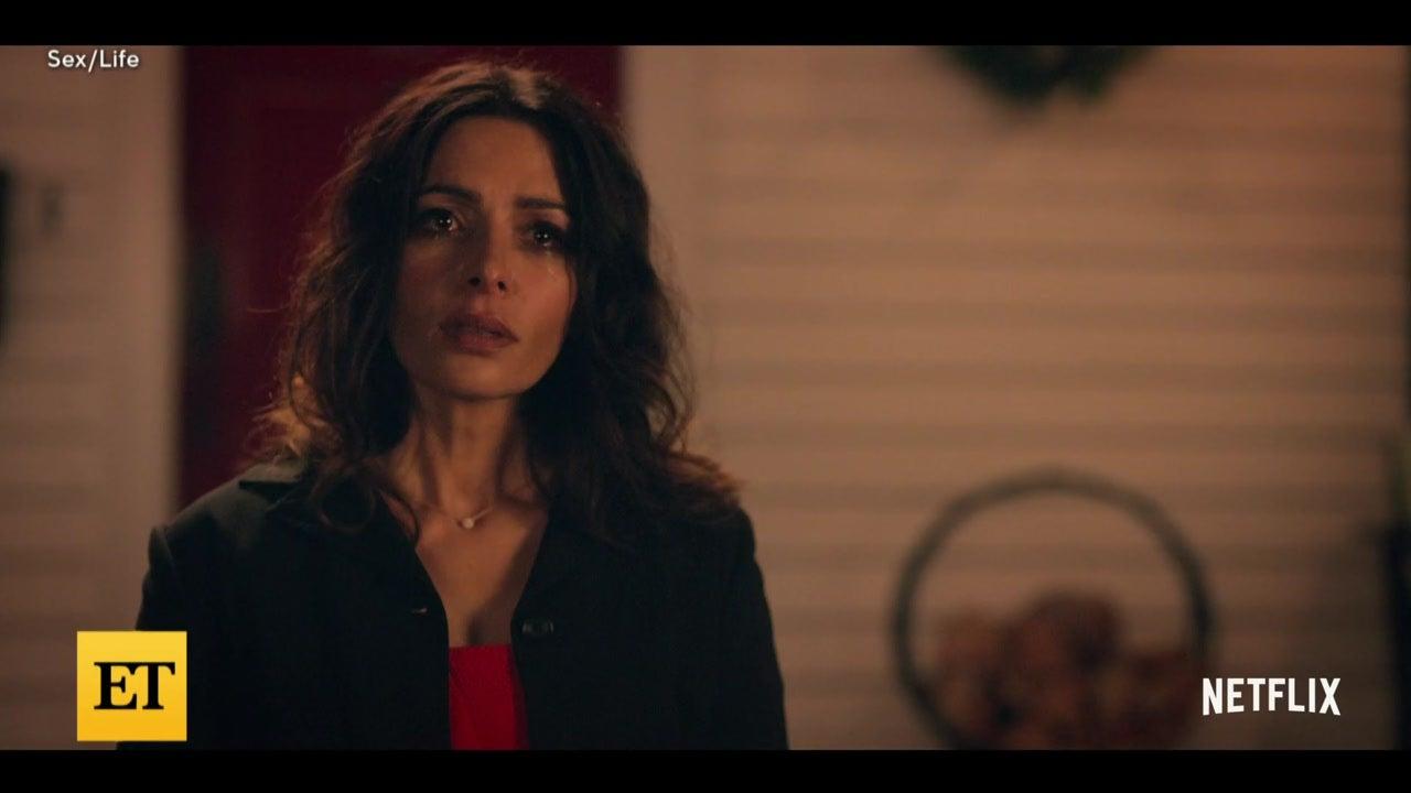 'Sex/Life' Star Sarah Shahi Talks Real-Life Romance With Leading Man, Season 2 Hopes