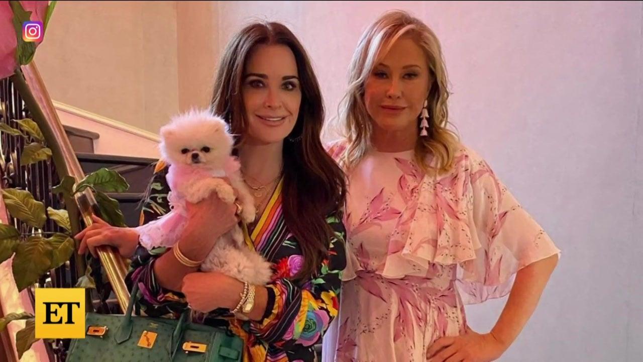 Inside Paris Hilton's STAR-STUDDED Bridal Shower!