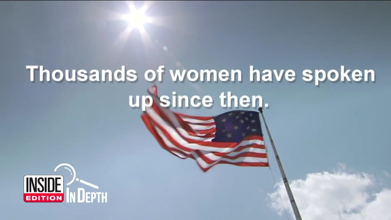 Inside Edition: In Depth - Women Military Veterans Speak on Sexual Harassment and Assault