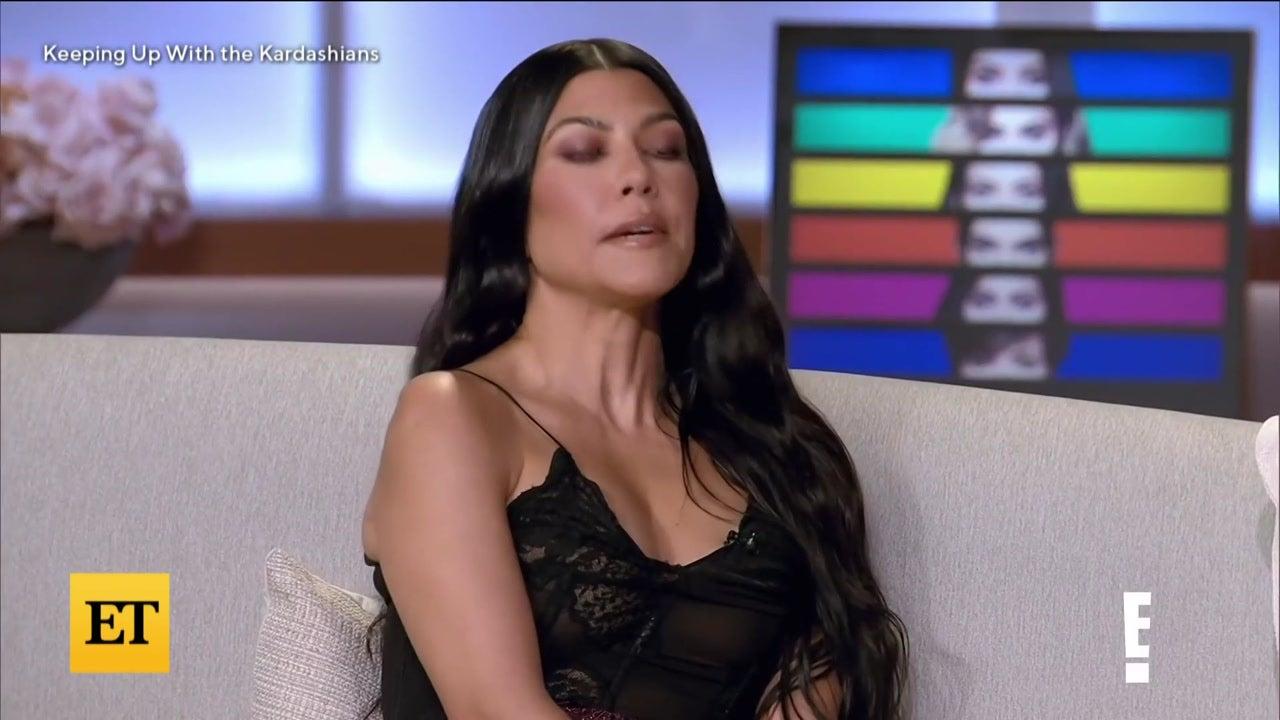 Khloe Kardashian Says Kourtney Didn't Share as Much as Her on 'KUWTK'