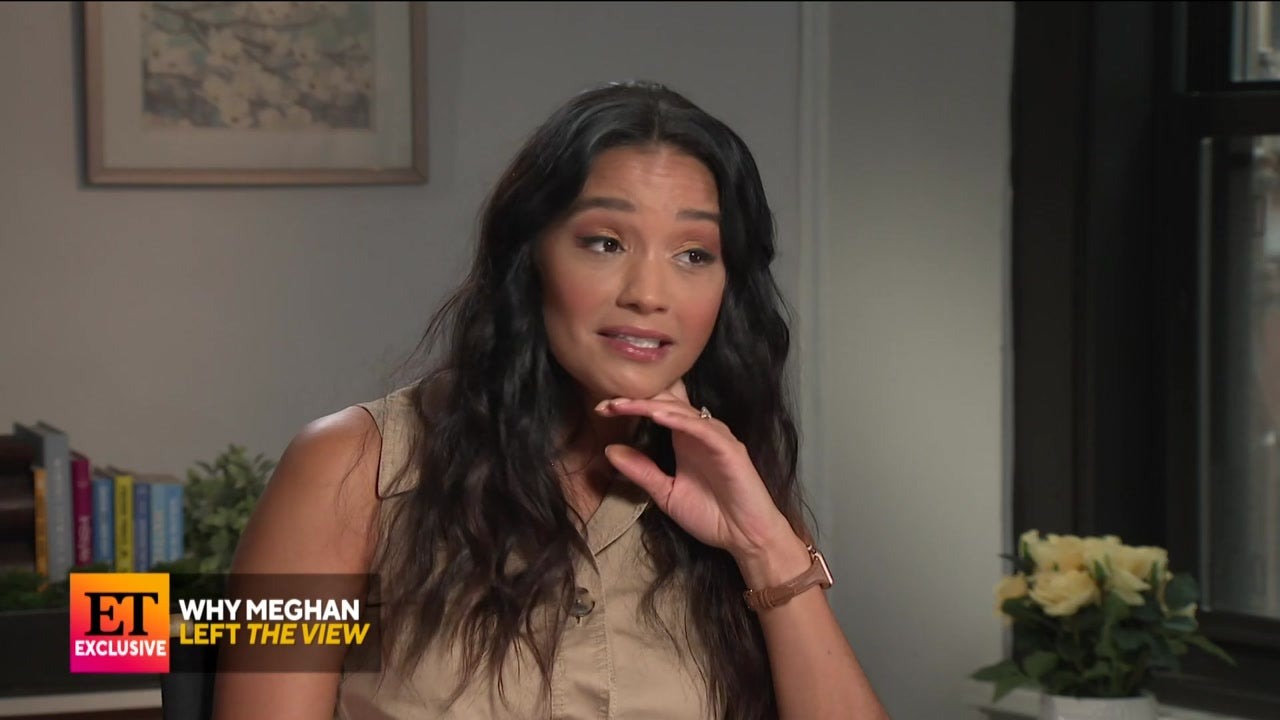 MeghanMcCainExplains Why She Left 'The View' (Exclusive)