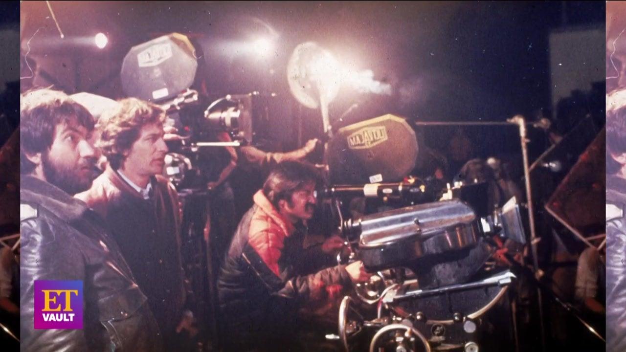 Steven Spielberg Talks 'Relentless Terror' in 'Poltergeist' (Flashback)