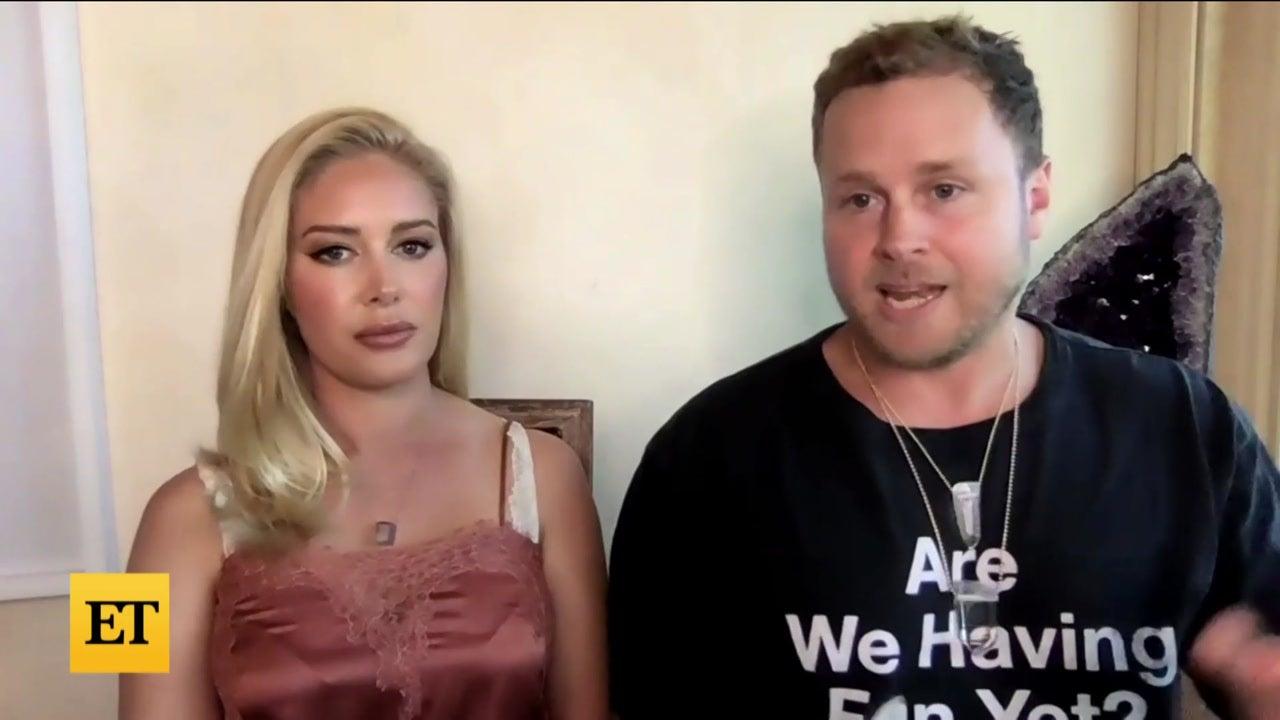 Spencer Pratt on Caitlin Jenner's Run for California Governor