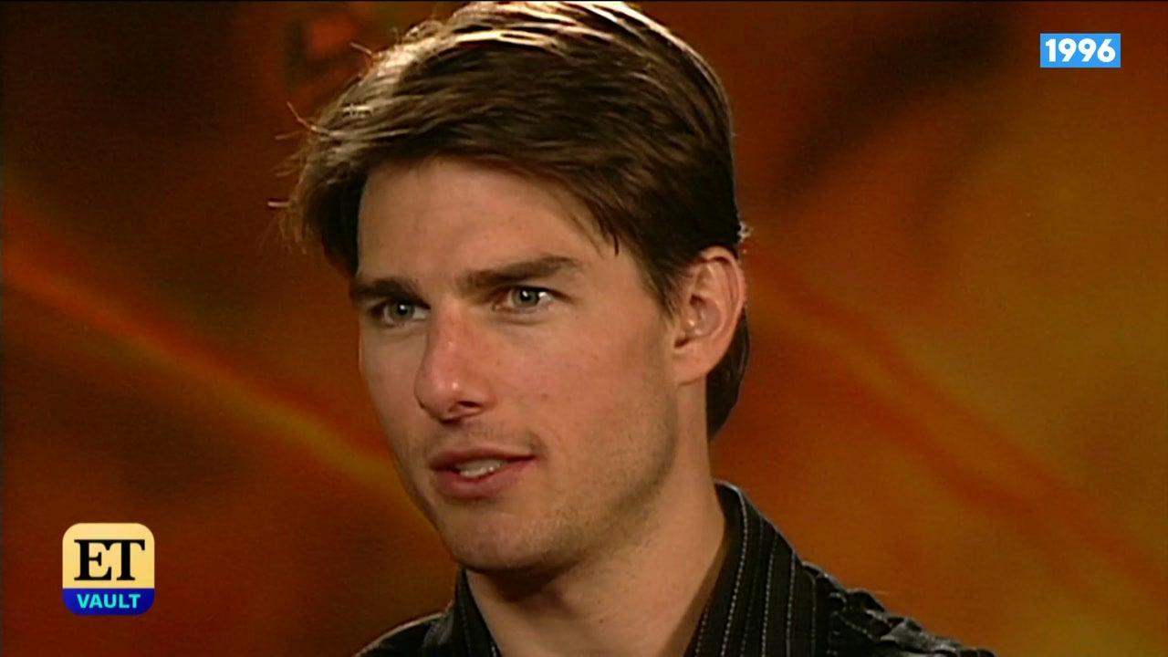 Tom Cruise on 'Mission: Impossible's Riskiest Stunts (Flashback)
