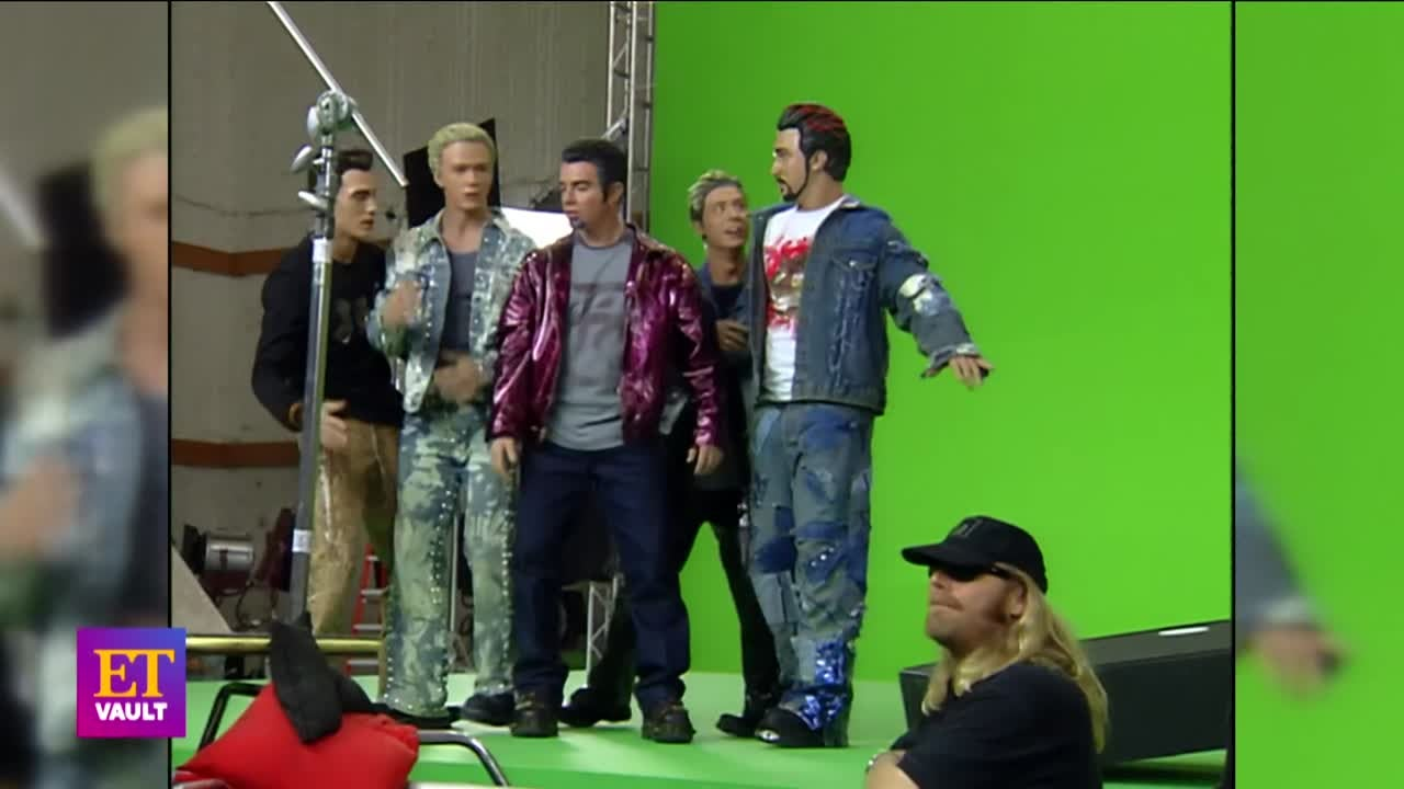 *NSYNC 'No Strings Attached' Flashback: Inside the Making of 'It's Gonna Be Me' (Flashback)