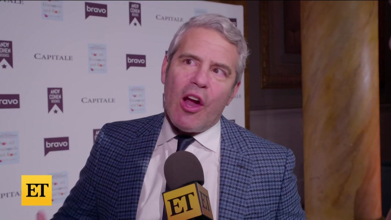 Andy Cohen on His Interrogation With Erika Jayne at 'RHOBH' Reunion and Season 14 Cast!
