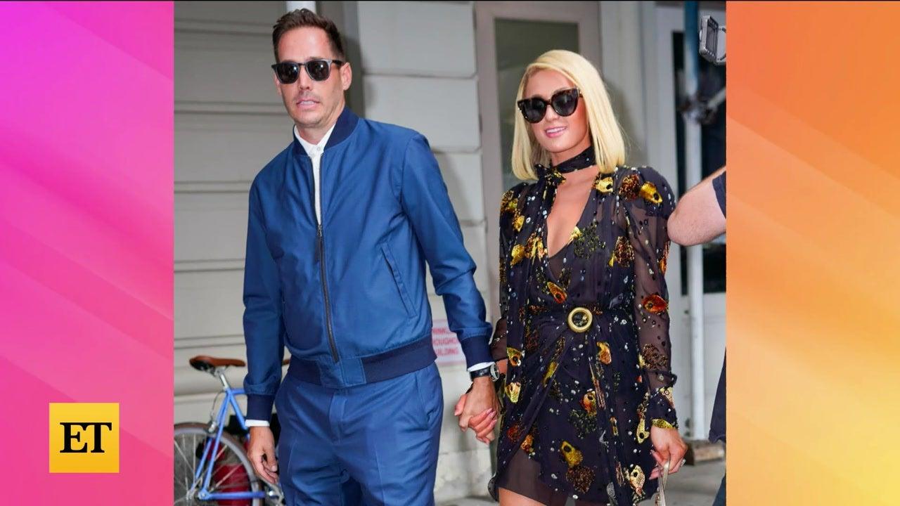 The Download: Paris Hilton's Untraditional Wedding Details