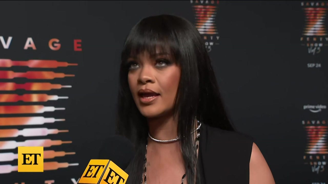 """'Savage X Fenty Vol. 3': Rihanna on Challenging Herself This Year and Performing in a Corset """""""