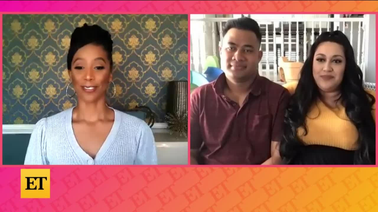 '90 Day Fiancé': Kalani and Asuelu On Their Relationship