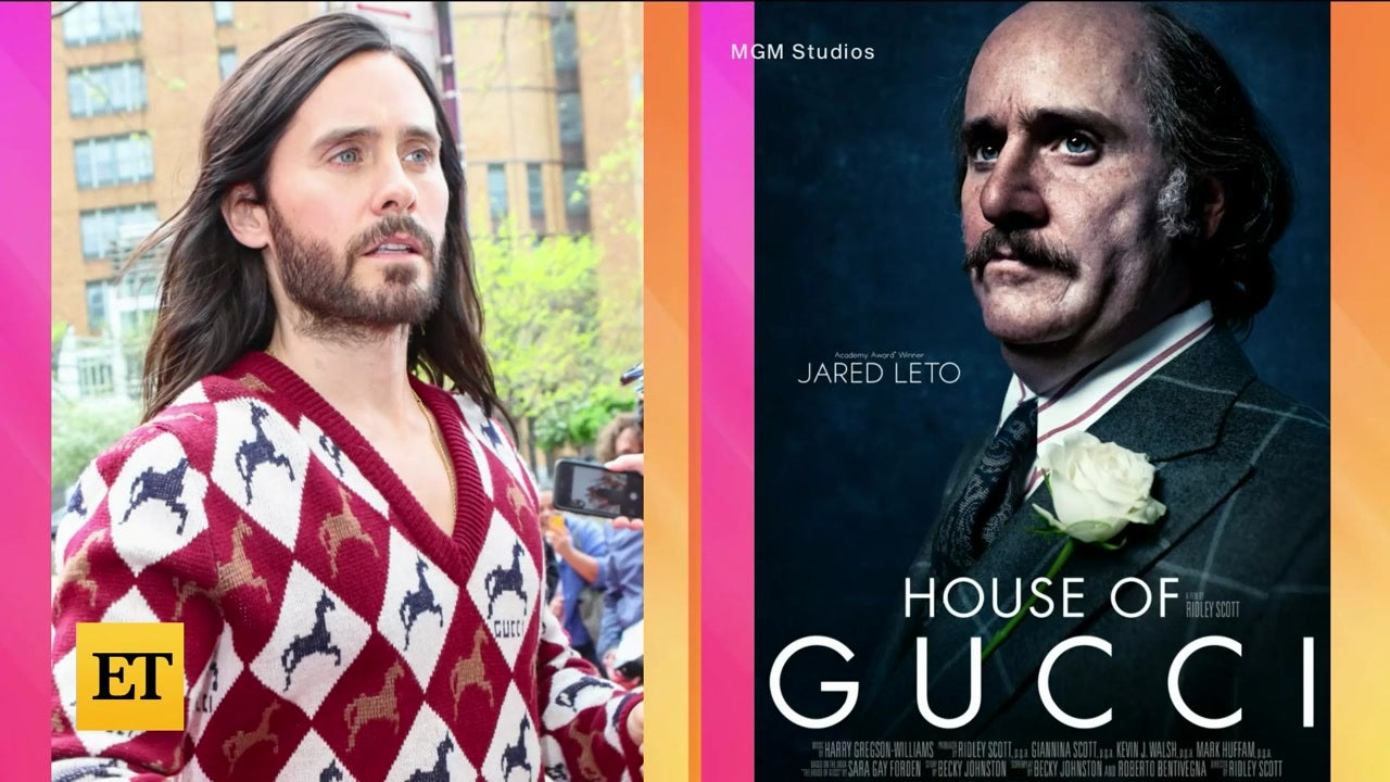 The Download: Fans Driven Gaga By New 'House of Gucci' Posters