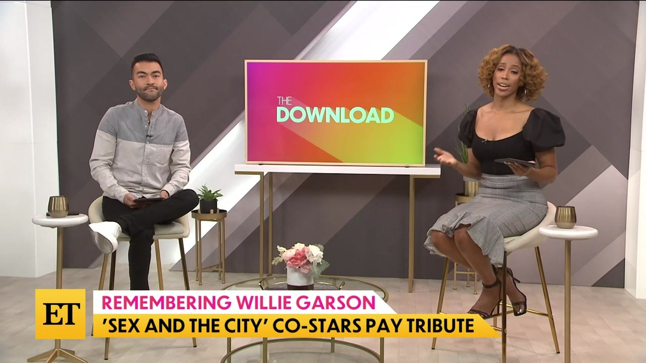 The Download: Celebs Pay Tribute to 'SATC' Star Willie Garson