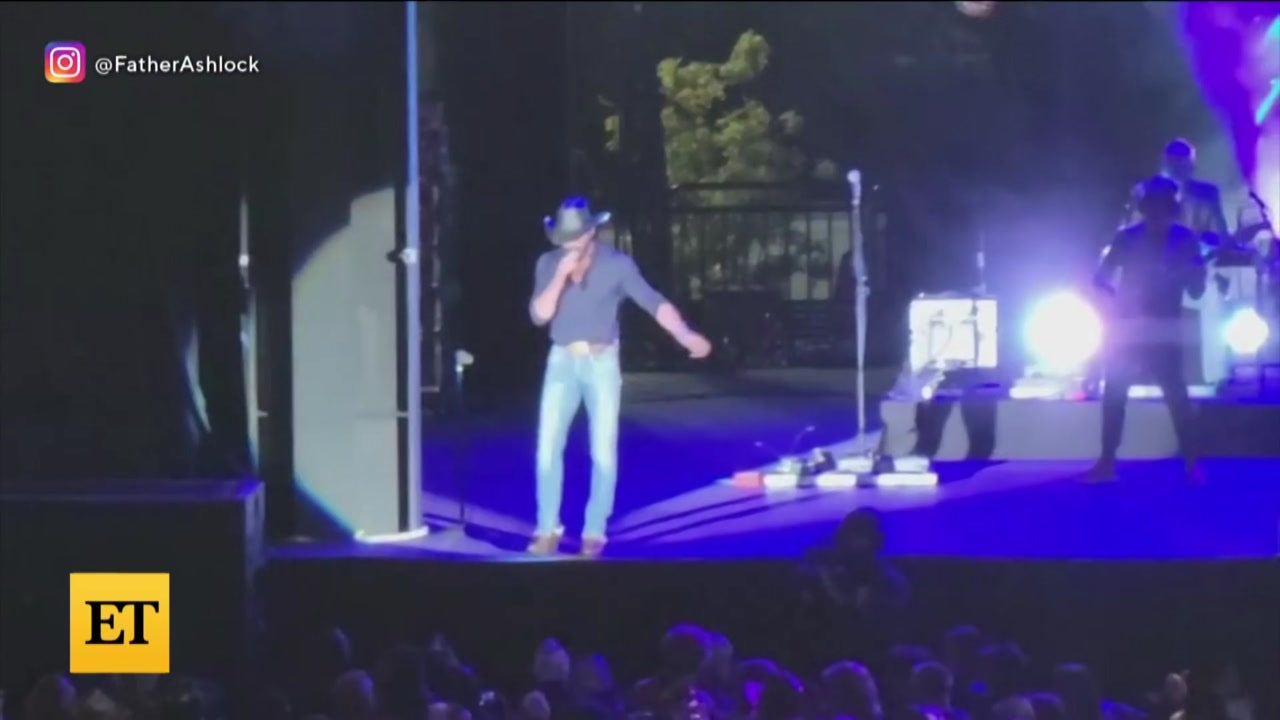 Tim McGraw CONFRONTS Hecklers During Live Concert