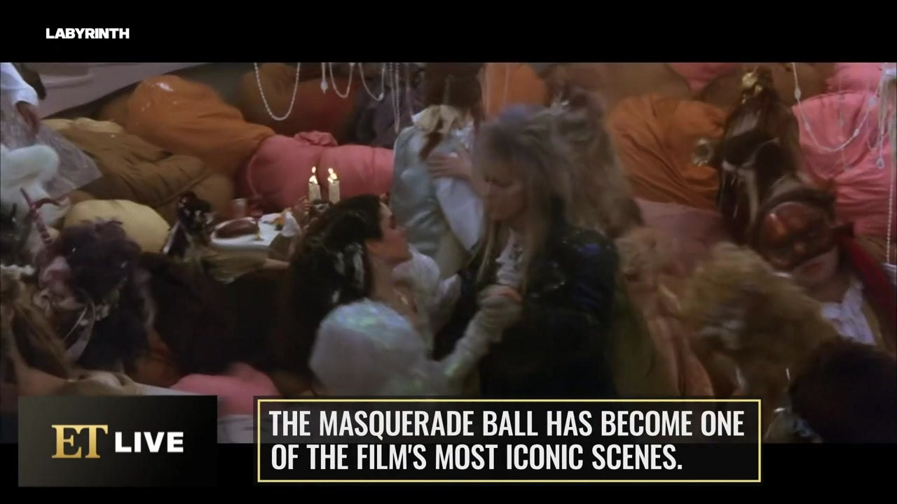 The Masquerade Influence of 'Labyrinth' (Flashback)